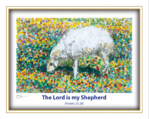 The Lord is my Shepherd Image