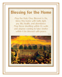 Blessing for the Home Image